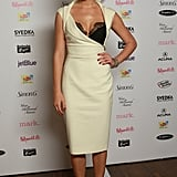 Ashley opted for this ultra-sultry Antonio Berardi frock for the Young Hollywood Awards in 2010.