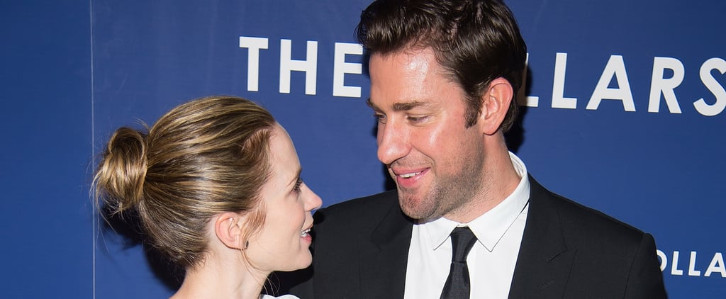 "John Krasinski Gushing About Wife Emily Blunt's ""Superpower"" Proves He Really Is Her Biggest Fan"