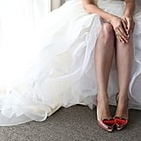 Quirky Shoes For the Bride