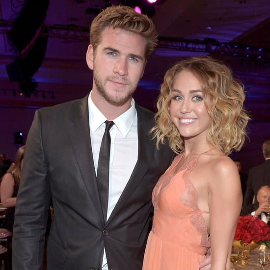 Liam Hemsworth and Miley Cyrus Engagement Ring Rumours and Pictures