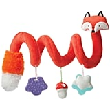 Manhattan Toy Travel and Comfort Fox Activity Spiral