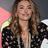 Paris Jackson's Wheat-Blond Hair Color