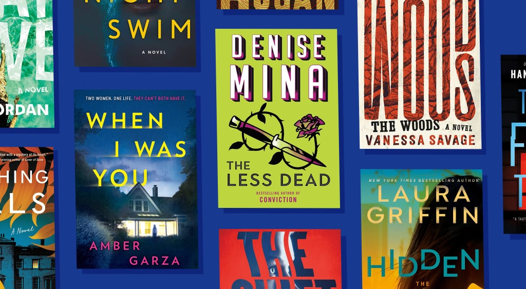 New Thriller and Mystery Books in August 2020
