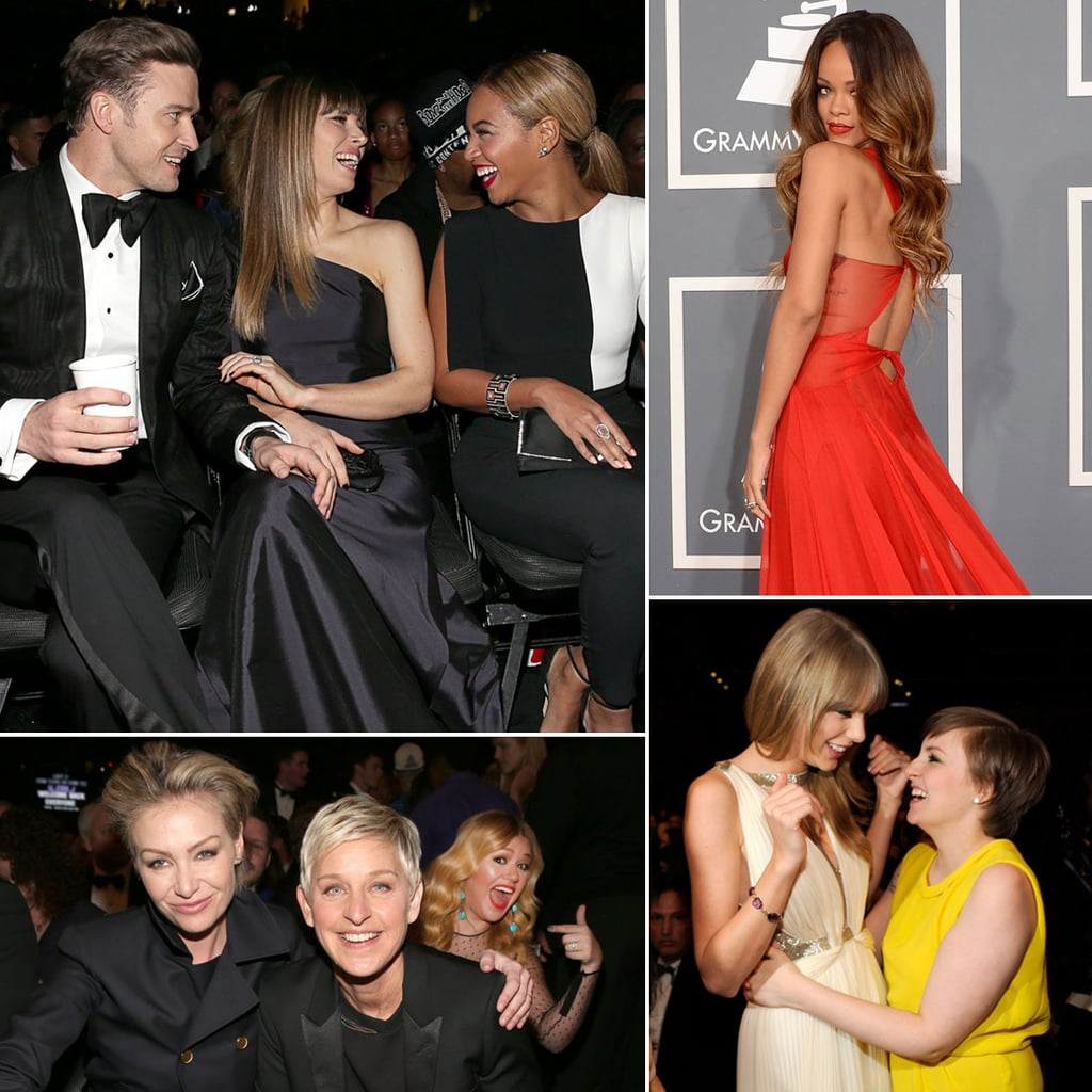 The 45 Best Pictures From Grammys Night!