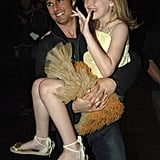 Tom Cruise and Dakota Fanning