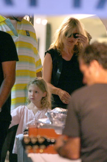 Kate Moss out and about in St Tropez