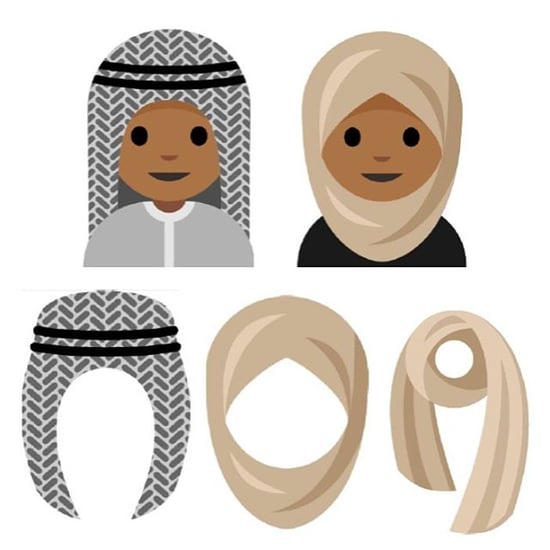 Reddit Boss Backs Muslim Girl's Headscarf Emoji Proposal