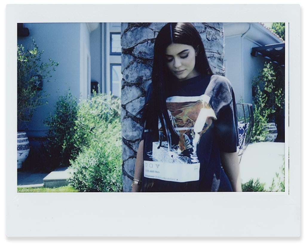 Kendall and kylie vintage t shirt collection popsugar for Kendall and kylie vintage t shirts