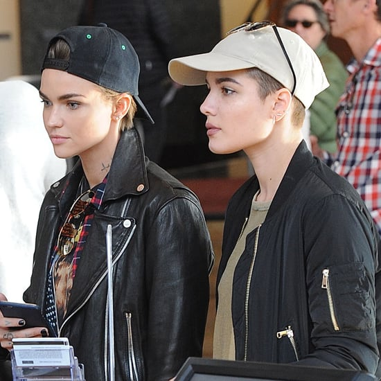 Ruby Rose and Halsey Movie Date