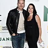 Sean Maguire and Tanya Flynn