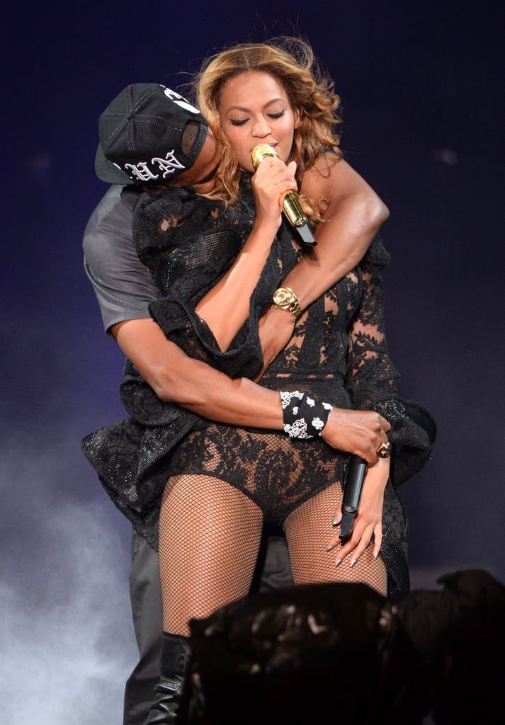 Beyonce and Jay Z's Best PDA Moments
