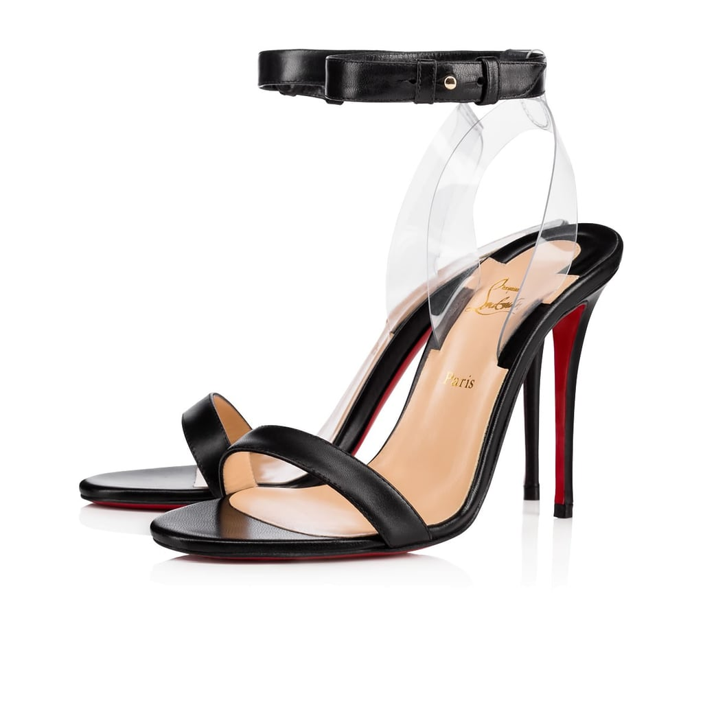 800346d9afc9 ... bridal shoes. gorgeous 32be5 73032 canada blake livelys christian  louboutin black sandals may 2018 popsugar fashion australia fd4ed a61ce ...