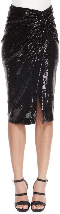 Donna Karan Sequined Skirt ($1,595)
