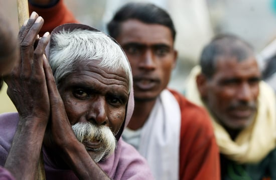 Feeling Walled In? India's Untouchables Actually Are