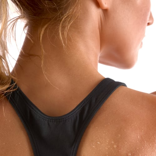 How to Stop Sweating When Exercising