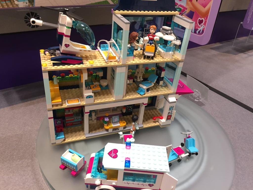 Lego Friends Heartlake Hospital New Lego Sets For 2017 Popsugar