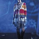 Fourth Doctor Striped Cardigan ($49-$53)