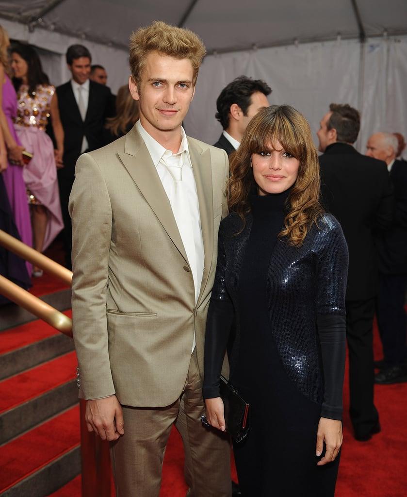 Hayden Christensen and Rachel Bilson — 2008