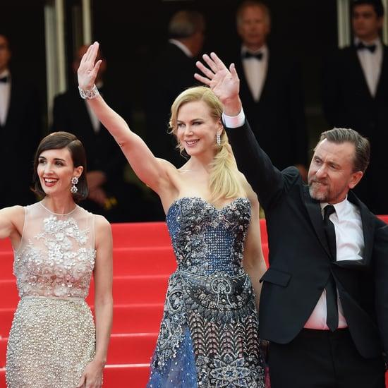 Nicole Kidman in Armani Prive at the Cannes Film Festival