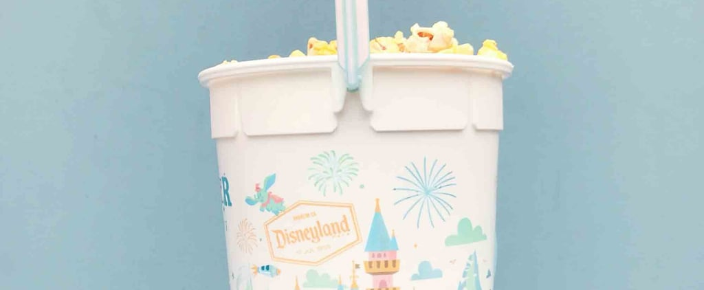 The Disneyland Annual Passholder Popcorn Bucket Is the Cutest Thing You'll See All Year