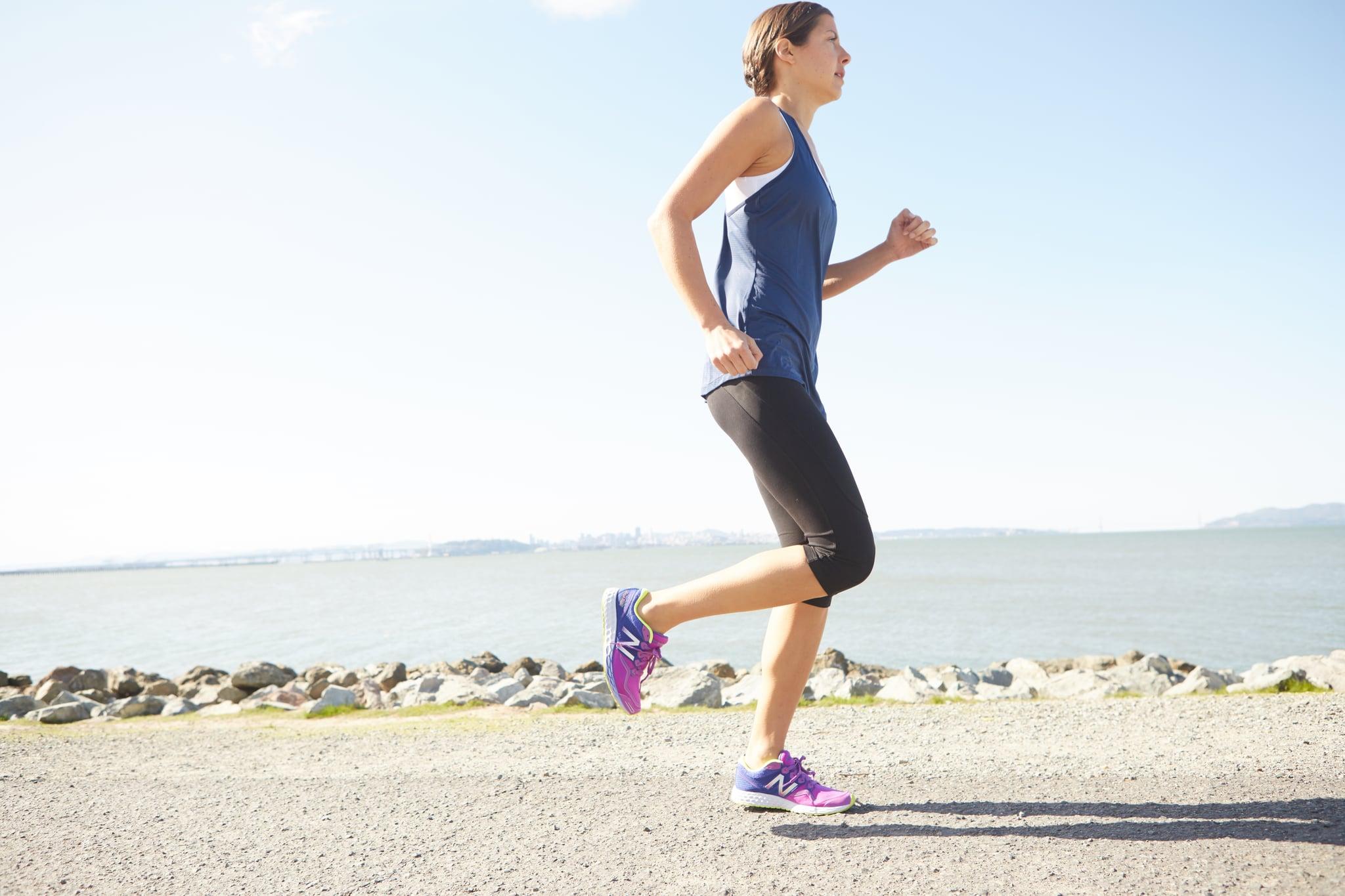 Running Form Tips   POPSUGAR Fitness