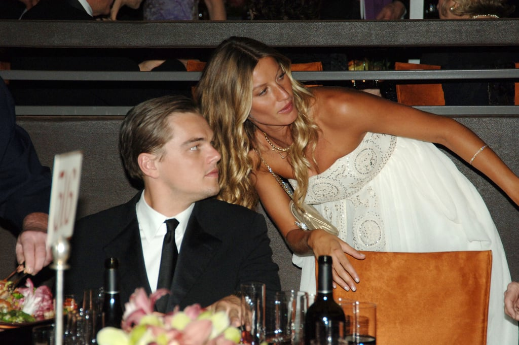 gisele bundchen dating leonardo dicaprio If you know anything about leonardo dicaprio's dating history, it's probably that he tends to date blond models (his long list of exes includes gisele bundchen, bar refaeli, and, most recently, nina agdal, to name a few.