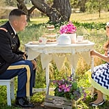 These Photos of Military Dads Having a Tea Party With Their Daughters Is Beyond Sweet
