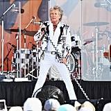 Rod Stewart and Cyndi Lauper Tour