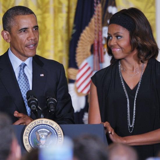 President Obama Jokes About White House Pies | Video