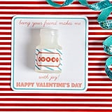 Bubble Valentine's Day Cards