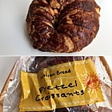 Pick Up:  Artisan Bread Pretzel Croissants ($3)