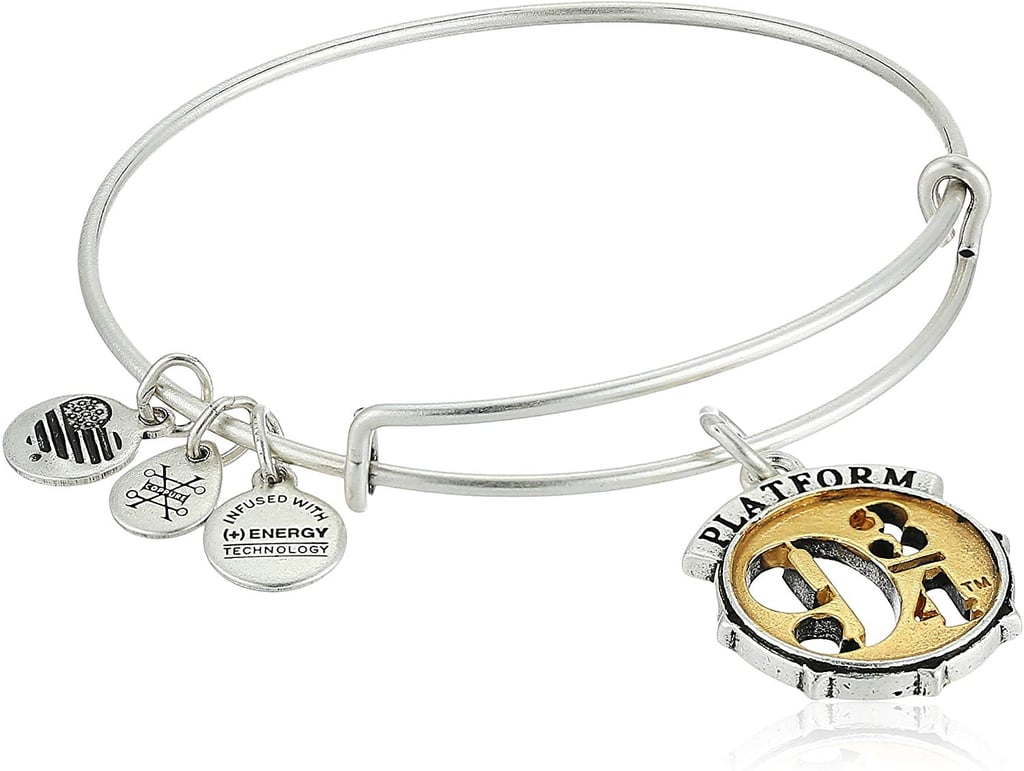 Alex and Ani Harry Potter Platform Two-Tone Bangle Bracelet