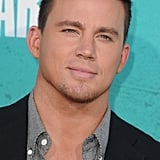 Channing Tatum posed for photos on the red carpet.