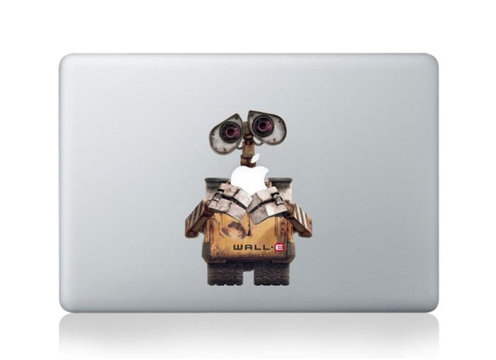 Wall-E Laptop Decal