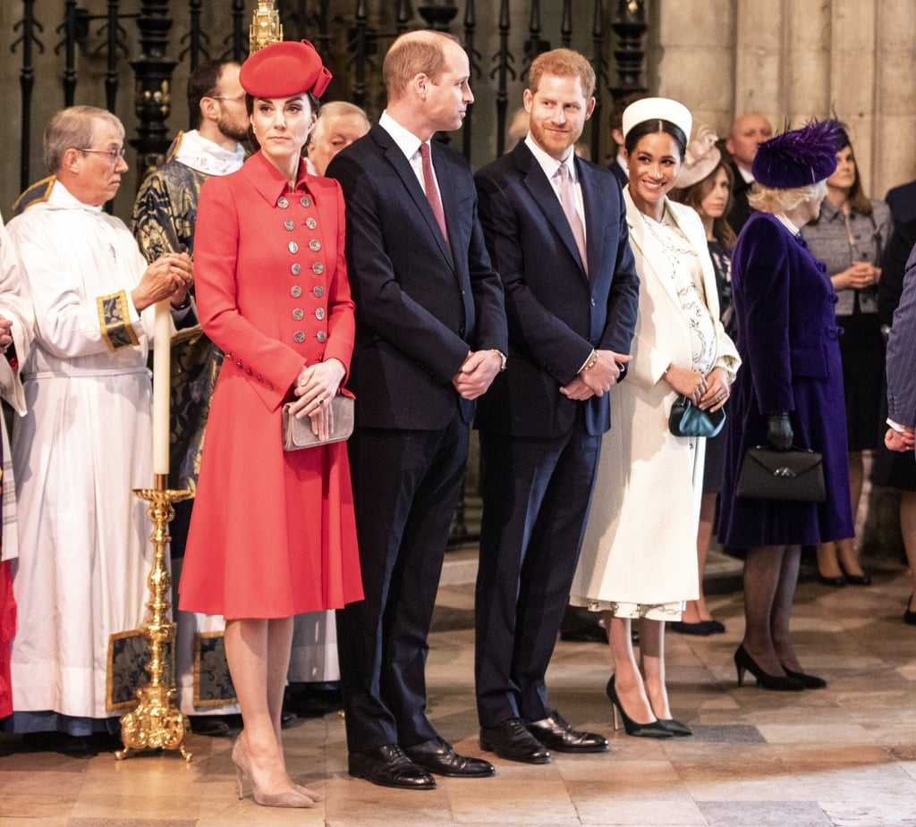 Who Will The Baby's Godparents Be?