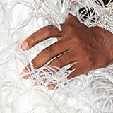 Serena Williams's Met Gala Manicure