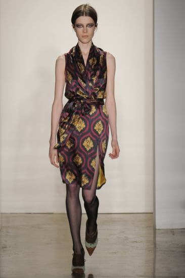 Sophie Theallet Runway 2012 Fall