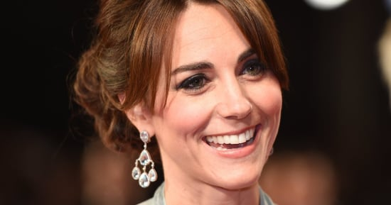 Duchess Kate Goes Sheer At The 'Spectre' Premiere