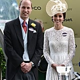 Kate Middleton and Prince William Smiling For Photos 2016