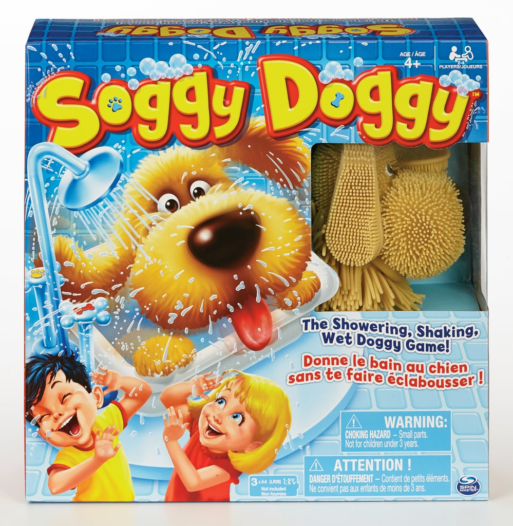 Spin Master Soggy Doggy ($20)
