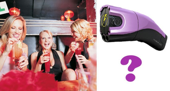 Are Taser Parties Too Much?