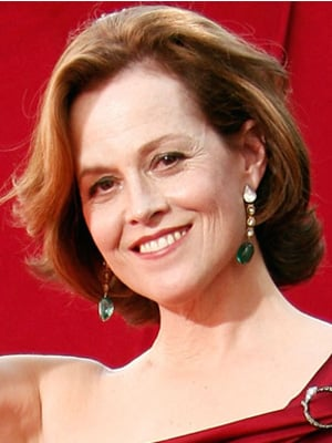 Photo of Sigourney Weaver at 2009 Emmy Awards