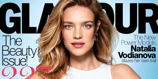Natalia Vodianova Reveals How She Was Discovered In Glamour's April Issue