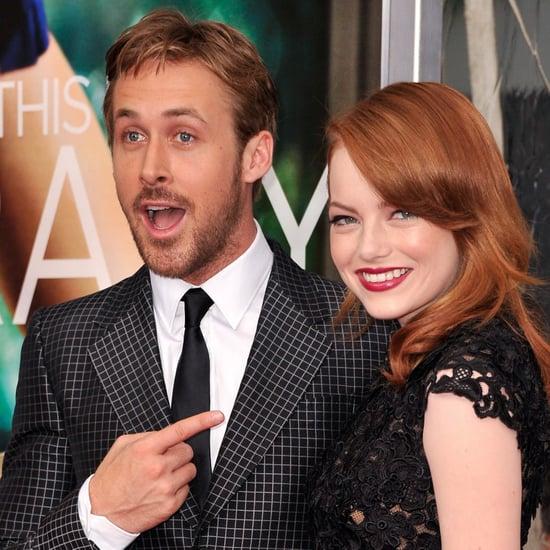 Ryan Goslings und Emma Stones Freundschaft