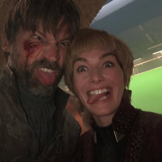 Game of Thrones Season 8 Cast Instagram Photos