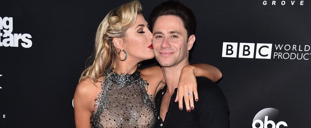 Emma Slater and Sasha Farber Married