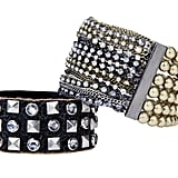 Faux-Leather Bracelets
