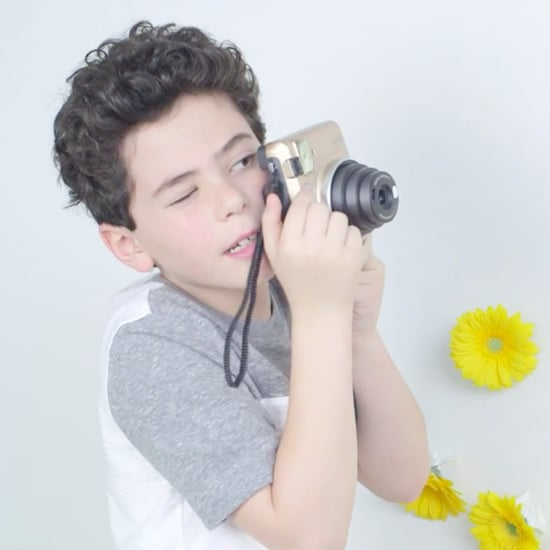 Kids Style Their Own Photo Shoot