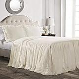 Lush Décor Ruffle Skirt Bedspread