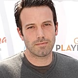 Pictures of Ben Affleck at the Playing For Good Fundraiser
